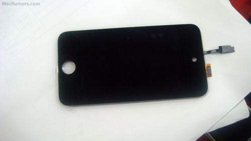 Un nouvel iPod Touch bientôt..