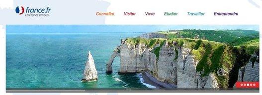 France.fr est de retour... après 1 mois d'absence