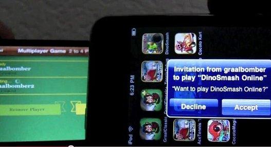 iOS 4.1 - En attendant les premiers jeux sur GameCenter