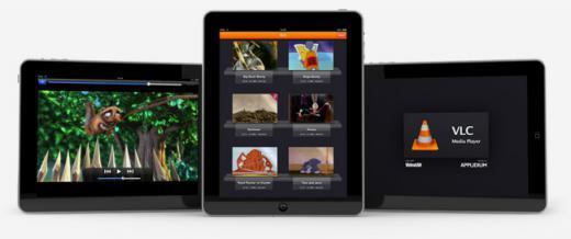 VLC débarque bientôt sur l'iPad