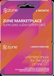 Le Microsoft Zune Pass disponible en octobre en France ?