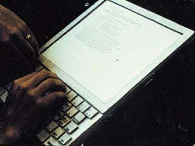 iMusée - 1972 les débuts des tablettes ( non tactile )