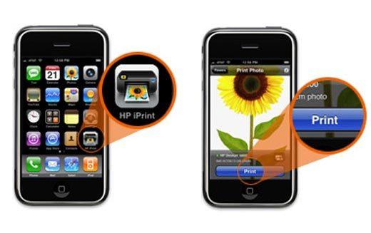 Air Print - Imprimer avec votre iPhone grâce à iOS 4.2
