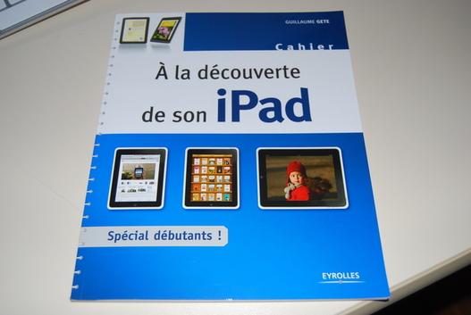 Livre - A la découverte de son iPad