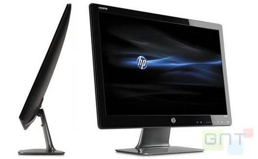 HP sort un nouvel écran LCD de 23 pouces