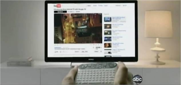 Une télécommande Google Tv en images