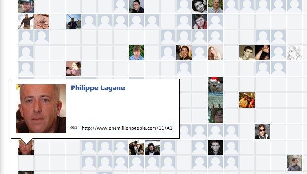 One Million People ... et vous ?