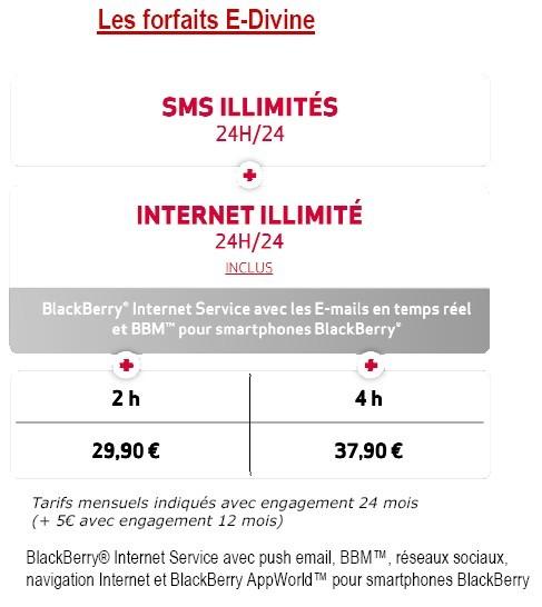 Virgin Mobile vend désormais des Blackberry avec ses forfaits bloqués