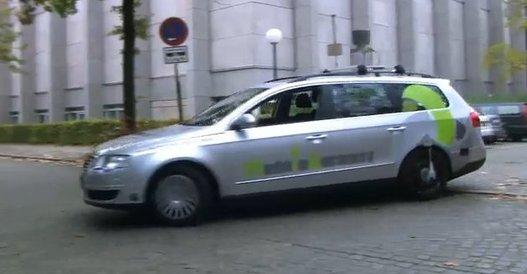 La voiture autonome de demain - Et son application iPad