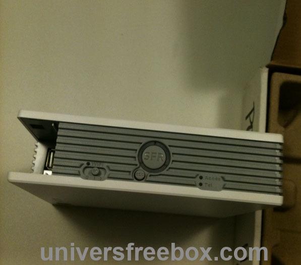 Des images de la nouvelle SFR NeufBox Evolution