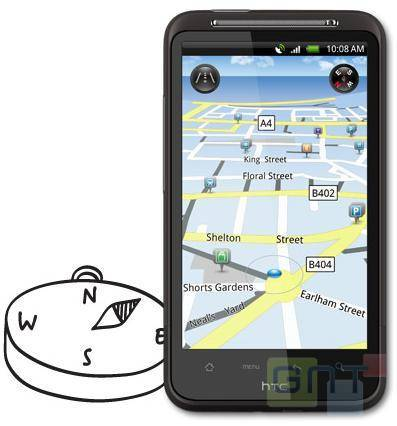 HTC + TomTom = HTC Locations