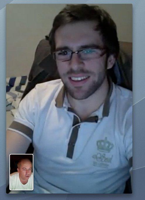 FaceTime maintenant sur Mac - ça marche mais bon ...