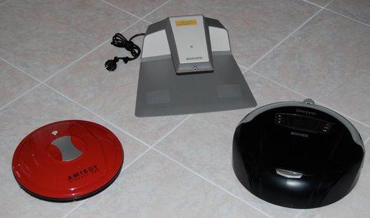 Les robots ménagers envahissent ma maison