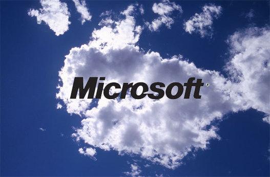 Microsoft mise beaucoup sur le Cloud