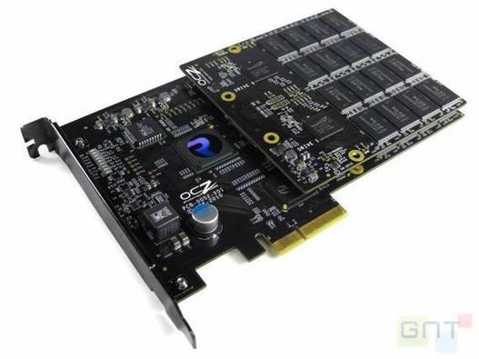 OCZ sort le nouveau SSD RevoDrive X2 et ça décoiffe !