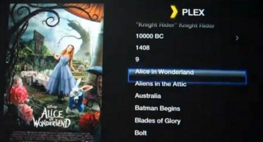 Plex fait son arrivée sur l'Apple TV