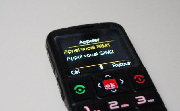 Un téléphone Dual Sim à emporter partout