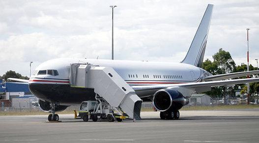 Google offre un accès internet dans l'avion