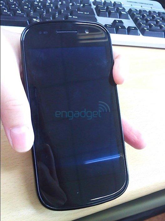 Nexus S - Les premières photos officielles ? ( Samsung GT i9020 )