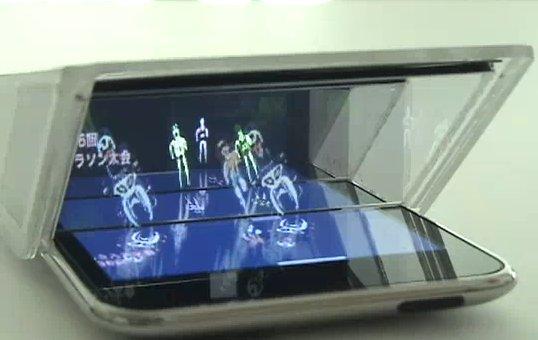 i3DG - un iPhone et de la 3D sans lunettes