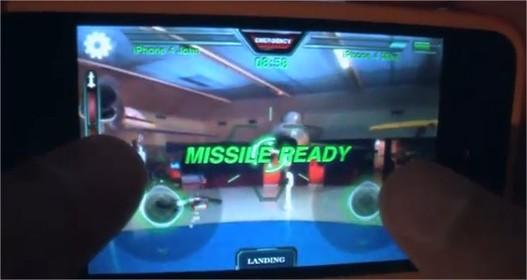 AR Pursuit - Le premier jeu pour AR Drone bientôt disponible
