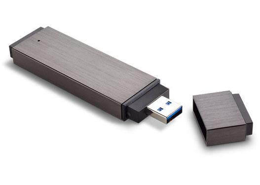 LaCie - Un SSD en clé USB 3.0