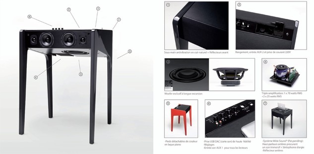 Un dock pour Laptop qui va faire du bruit