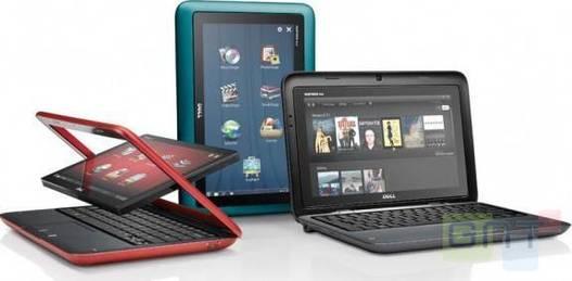 Dell Inspiron Duo - Un Netbook hybride