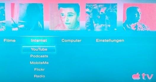 Apple Tv - Des problèmes d'affichage sur certaines télévisions