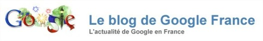 Google France ouvre son blog officiel