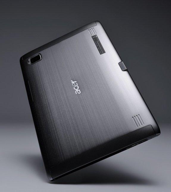 Acer - 3 tablettes tactiles et un smartphone 4,8 pouces