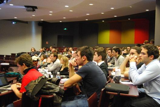 StartUp Weekend à Toulouse - C'est parti
