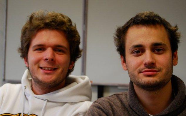 Startup Weekend Toulouse - Présentation des porteurs de projet