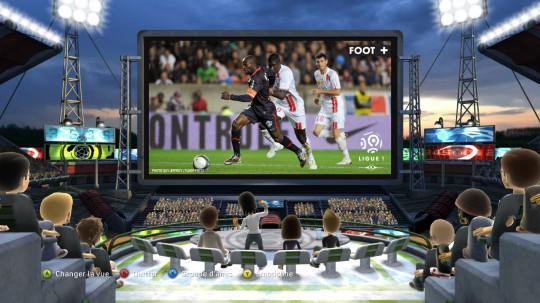 XBox 360 - Canal+ et CanalSat disponibles