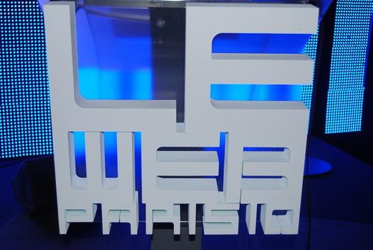 LeWeb'10 - Photos au hasard de la conférence