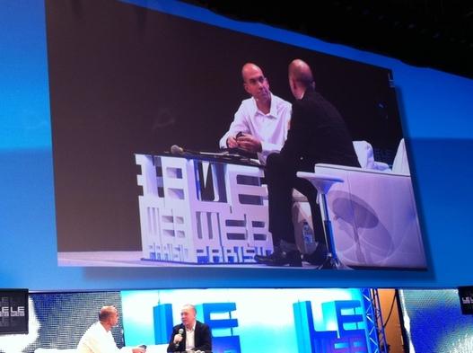 LeWeb'10 - Marko Ahtisaari responsable Design chez Nokia