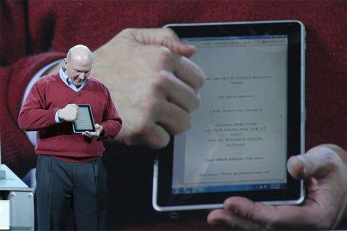 CES 2011 - Microsoft présentera de nouvelles tablettes