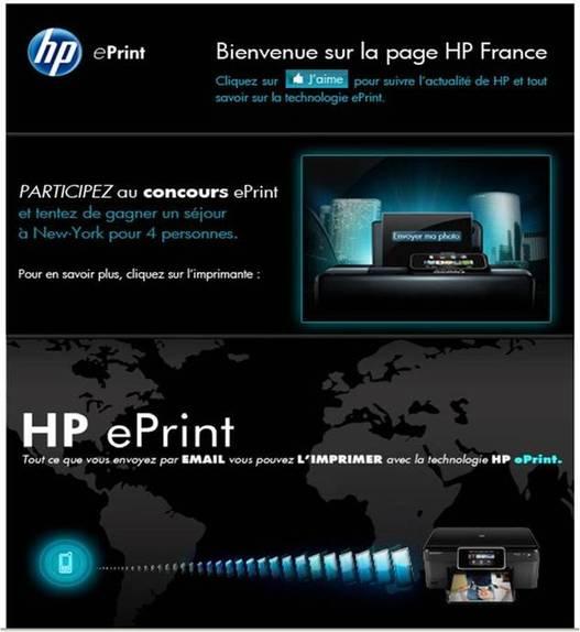ePrint - HP vous reçoit à la Défense