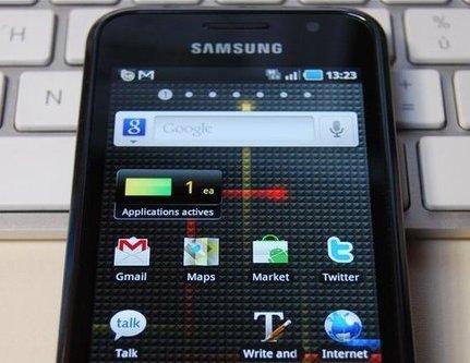 10 millions de Samsung Galaxy S dans la nature