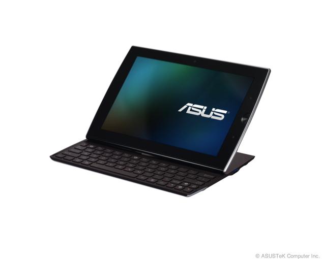 CES 2011 - Asus présente sa nouvelle gamme de tablette Eee Pad