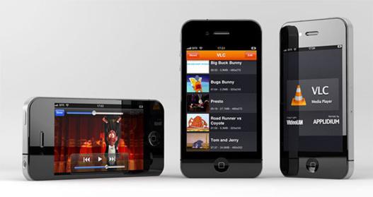 L'application VLC a disparu de l'AppStore !