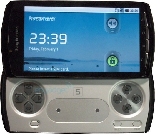 Le Playstation Phone en action !