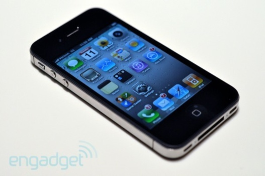 L'iPhone 4 CDMA en images