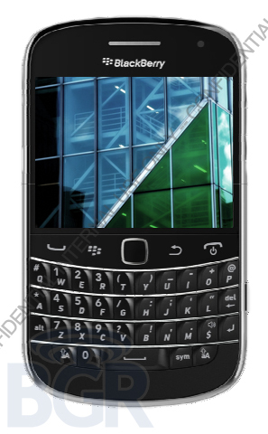 Blackberry Dakota - Comme un Bold tactile ?