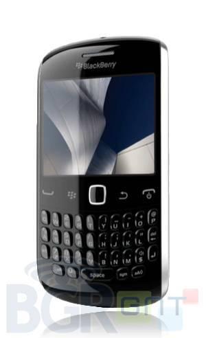 Blackberry Apollo - Un nouveau Curve bientôt ?