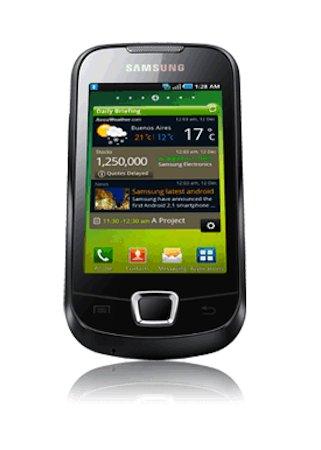 Samsung prépare le lancement du Galaxy Mini