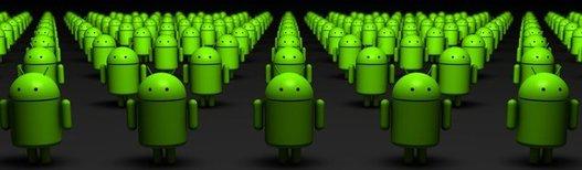 300000 mobiles sous Android activés chaque jour