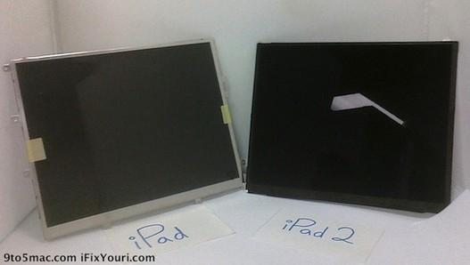 iPad 2 - Des images de l'écran
