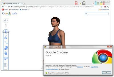 Google Chrome 9 est disponible !