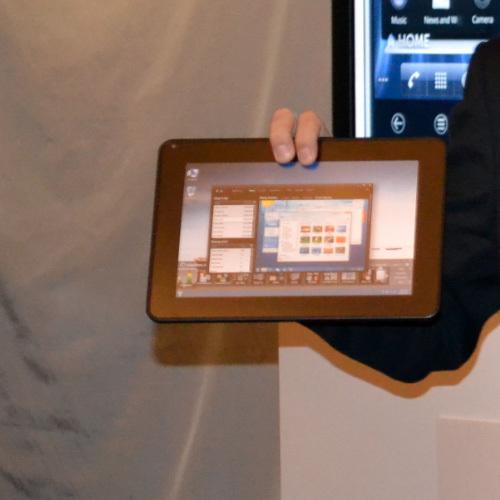 Windows 7 Business Tablet - Dell compte lancer une tablette de 10 pouces